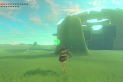 Un utente ha scoperto come raggiungere una nuova area in Zelda: Breath of the Wild tramite un glitch