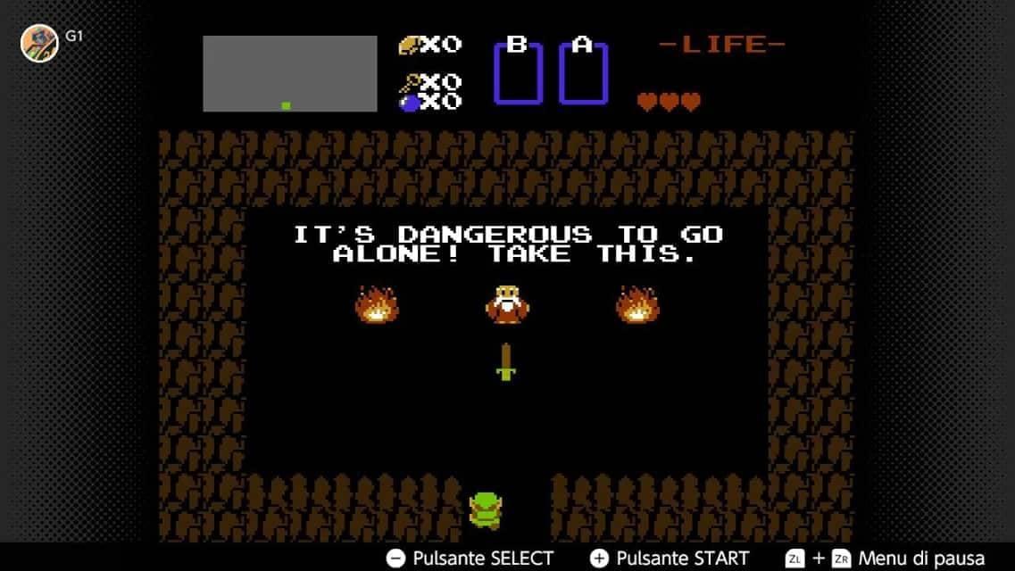 Zelda-NES