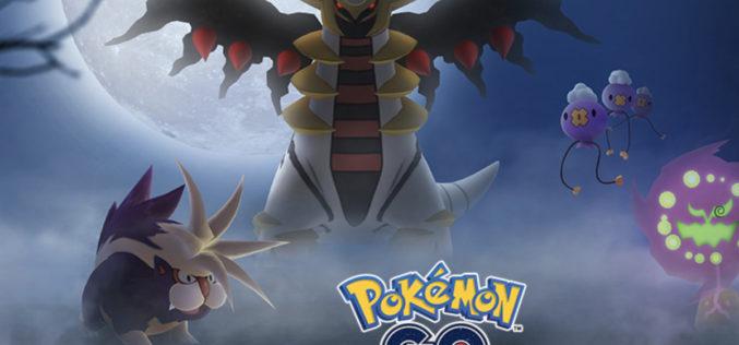 Niantic svela i dettagli dell'evento di Halloween 2018 di Pokémon GO!