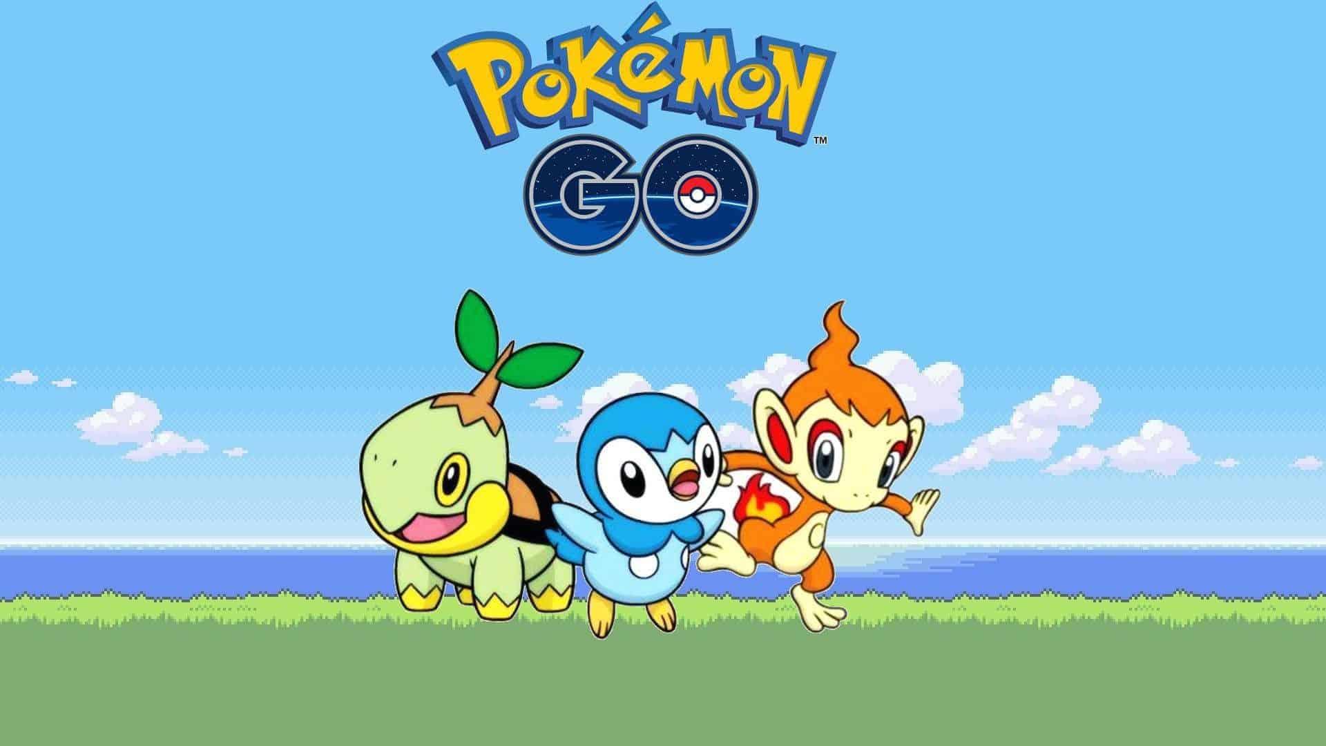 Pokémon GO quarta generazione
