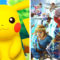 Grandi sconti sui preorder di Pokémon: Let's Go, Switch e Super Smash Bros. Ultimate alla Games Week 2018!
