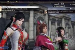 La versione Switch di Warriors Orochi 4 è l'unica ad avere la fisica del seno