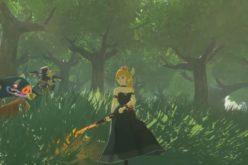 Una fan-mod introduce Bowsette giocabile in Zelda: Breath of the Wild