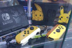 Diamo un'occhiata ravvicinata a Switch e Joy-con a tema Pokémon: Let's GO!