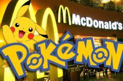 I Pokémon tornano da McDonald's