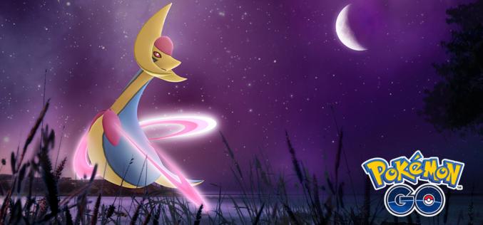 Pokémon GO: Cresselia disponibile nei raid fino al 18 dicembre!