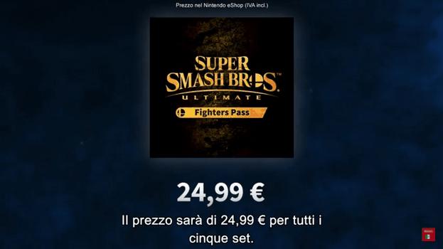 DLC Super Smash Bros Ultimate