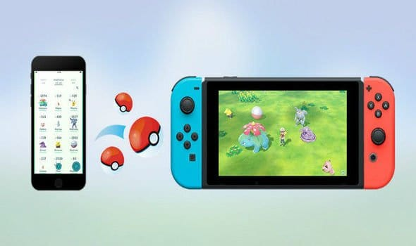 Pokémon GO-Let's GO