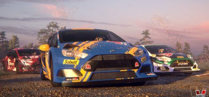 La versione Switch di V-Rally 4 arriva a Dicembre!