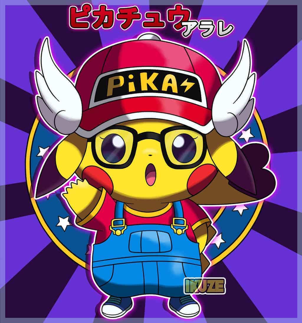 Pikachu-Arale