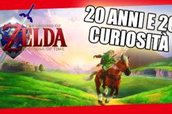"""Zelda: Ocarina of Time compie 20 anni – 20 curiosità sul """"gioco migliore di tutti i tempi""""!"""