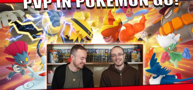 Arriva il PvP in Pokémon GO! – Ecco Come Funzionerà