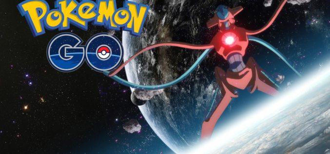 Pokémon Go: Arriva Deoxys Forma Attacco!