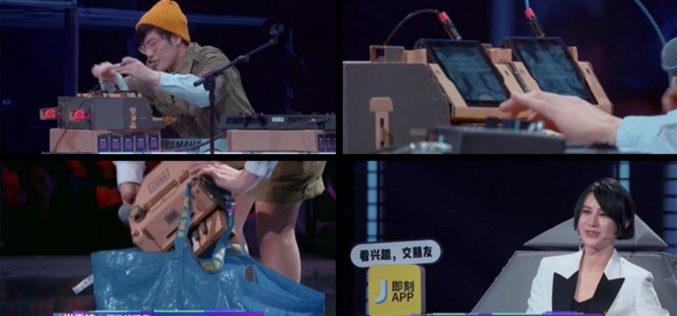 Cina: un concorrente porta Nintendo Labo a un talent show e lo spaccia per una sua creazione!