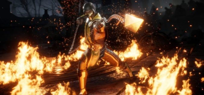 Annunciato Mortal Kombat 11 con un primo trailer!
