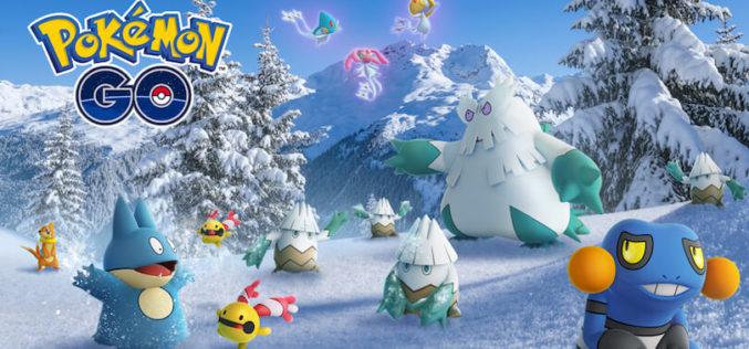 Pokémon GO: Nuovi Pokémon in arrivo per le feste natalizie!