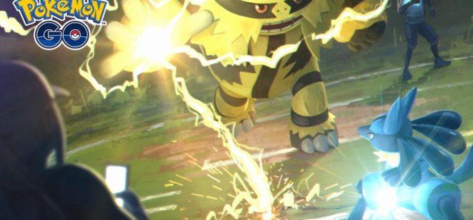 Il PvP è arrivato in Pokémon GO!