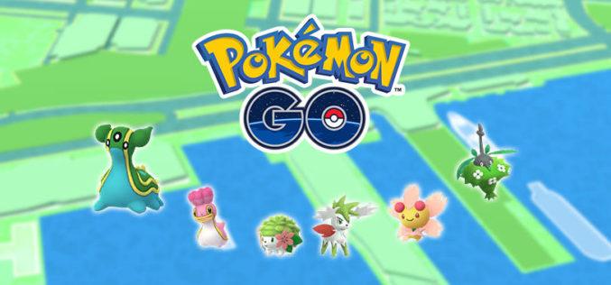 Pokémon Go: Nuovi Pokémon in arrivo?