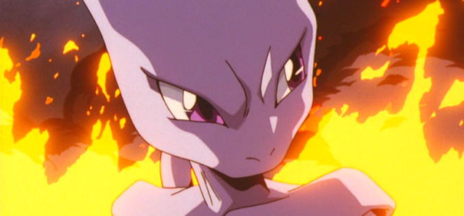 Rivelato il 22° Film Pokémon: Mewtwo Strikes Back Evolution