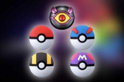 Nuova collezione di Poke Ball annunciate in Giappone