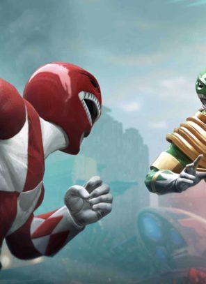 Power Ranger: Battle for the Grid arriverà su Nintendo Switch