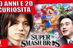 Speciale: Super Smash Bros. Compie 20 anni! – 20 curiosità sulla serie