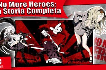 Speciale: No More Heroes 1 e 2 – Tutta la storia