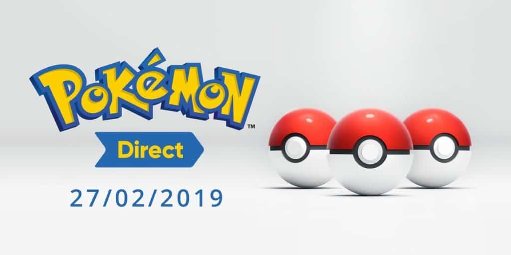Pokémon Direct-