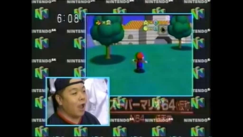 Mario-64-beta-footage